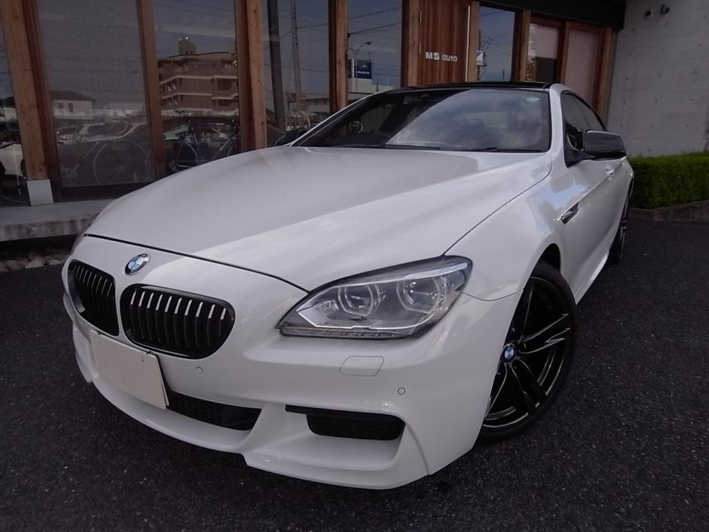 BMW640iグランクーペ MスポーツP