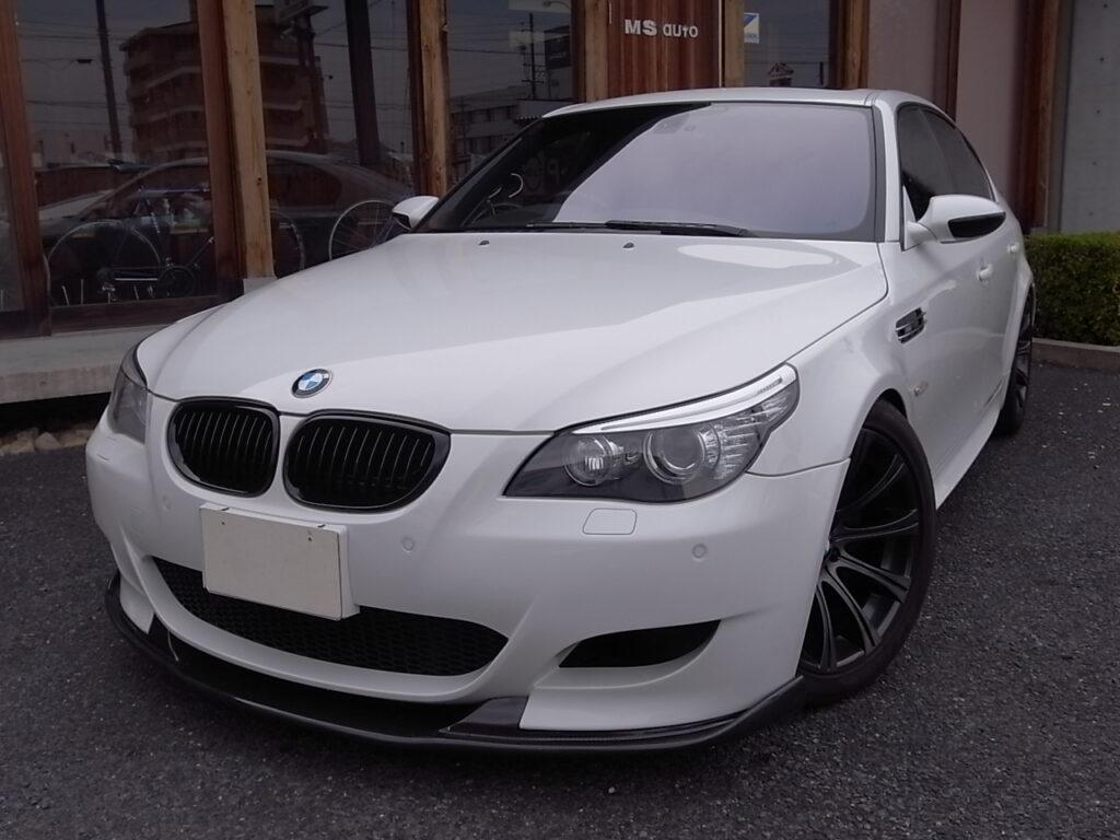 BMW M5  E60型最終V10