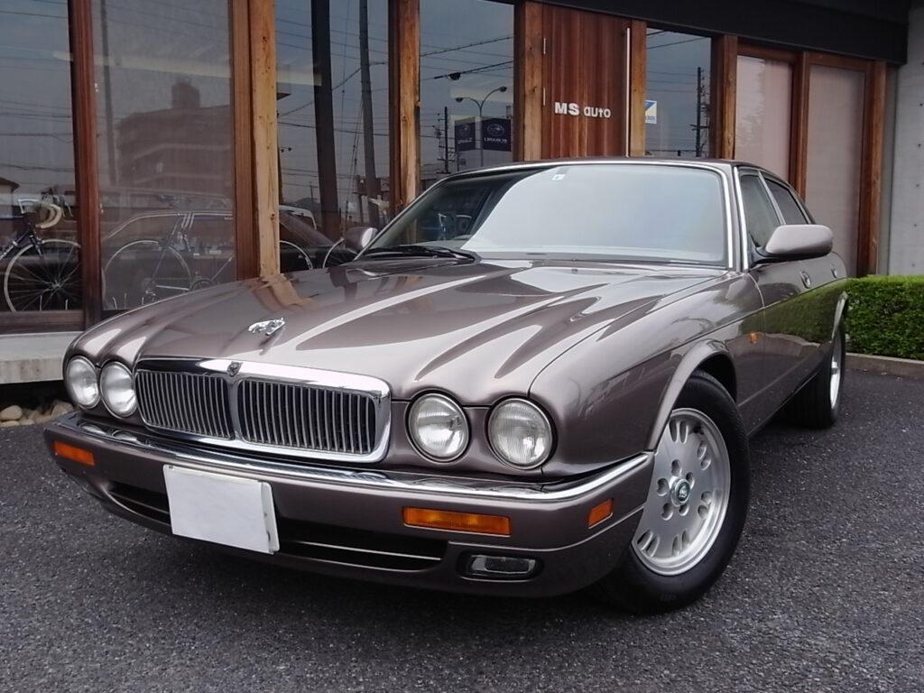 ジャガー XJ6 3.2 ディーラー車